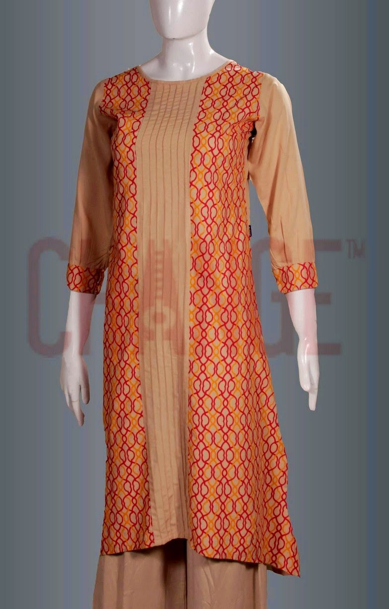 Embroidered Kurta Dresses