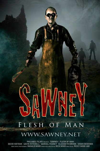 Ver Sawney: Flesh Of Man Online