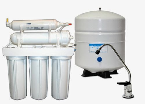 Water filtration systems 2014 50 gallon per day 5 stage home reverse osmosis drinking water system publicscrutiny Choice Image