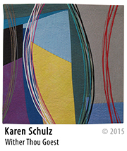 Karen Schulz - Wither Thou Goest