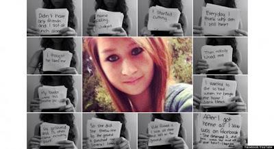 Kisah Amanda Todd Dibuli Sehingga Membunuh Diri