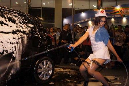 Car Wash In And Out Surabaya