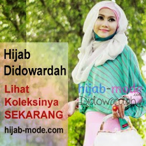 Hijab Mode Didowardah
