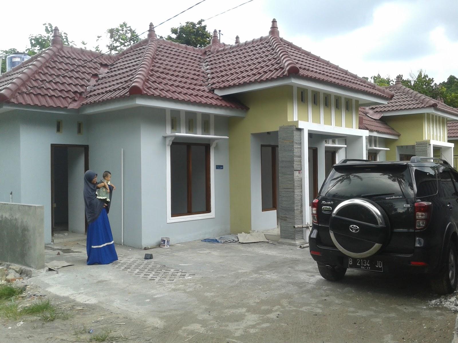 Jual rumah murah di Jogjakarta Yogyakarta