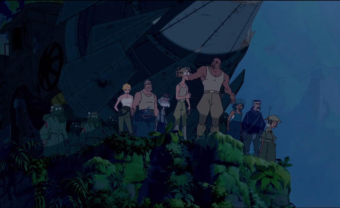 Atlantis the Lost Continent Region 2 Movie HD free download 720p