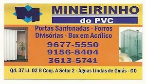 Mineirinho do PVC