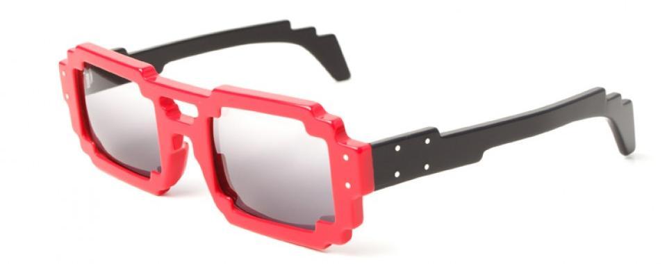 Regalos Freaks: Gafas pixeladas