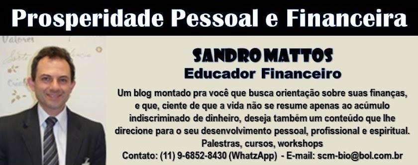 Blog Sandro Mattos - Prosperidade Pessoal e Financeira