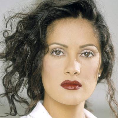 salma hayek photos 2011. Salma Hayek Hairstyles 2011