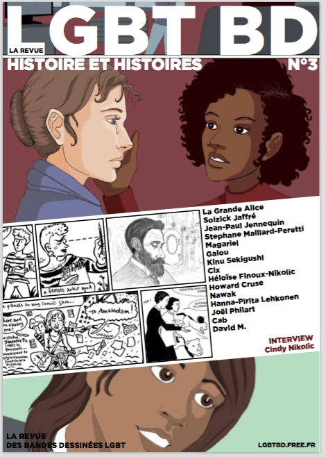 La Revue LGBT BD 3