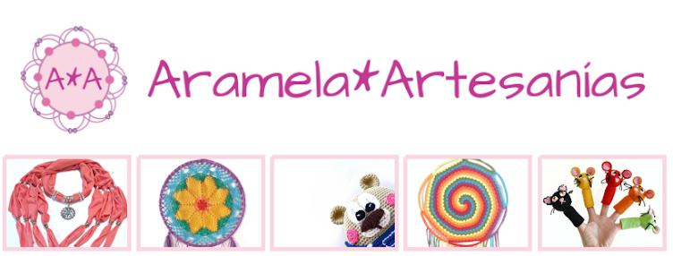 Aramela*Artesanías