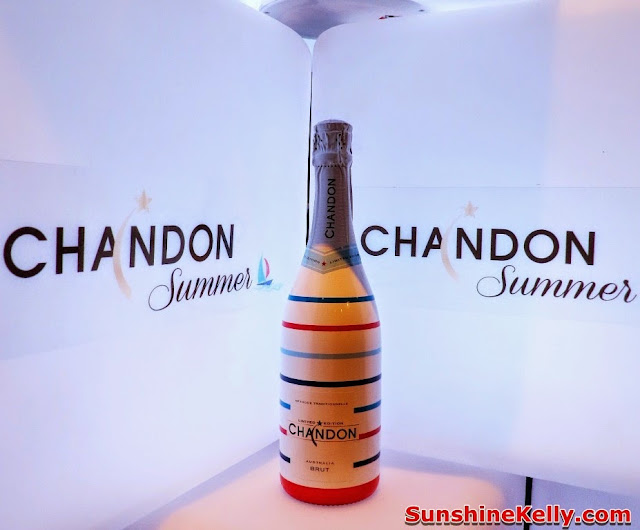Chandon Summer Limited Edition Bottle, Chandon