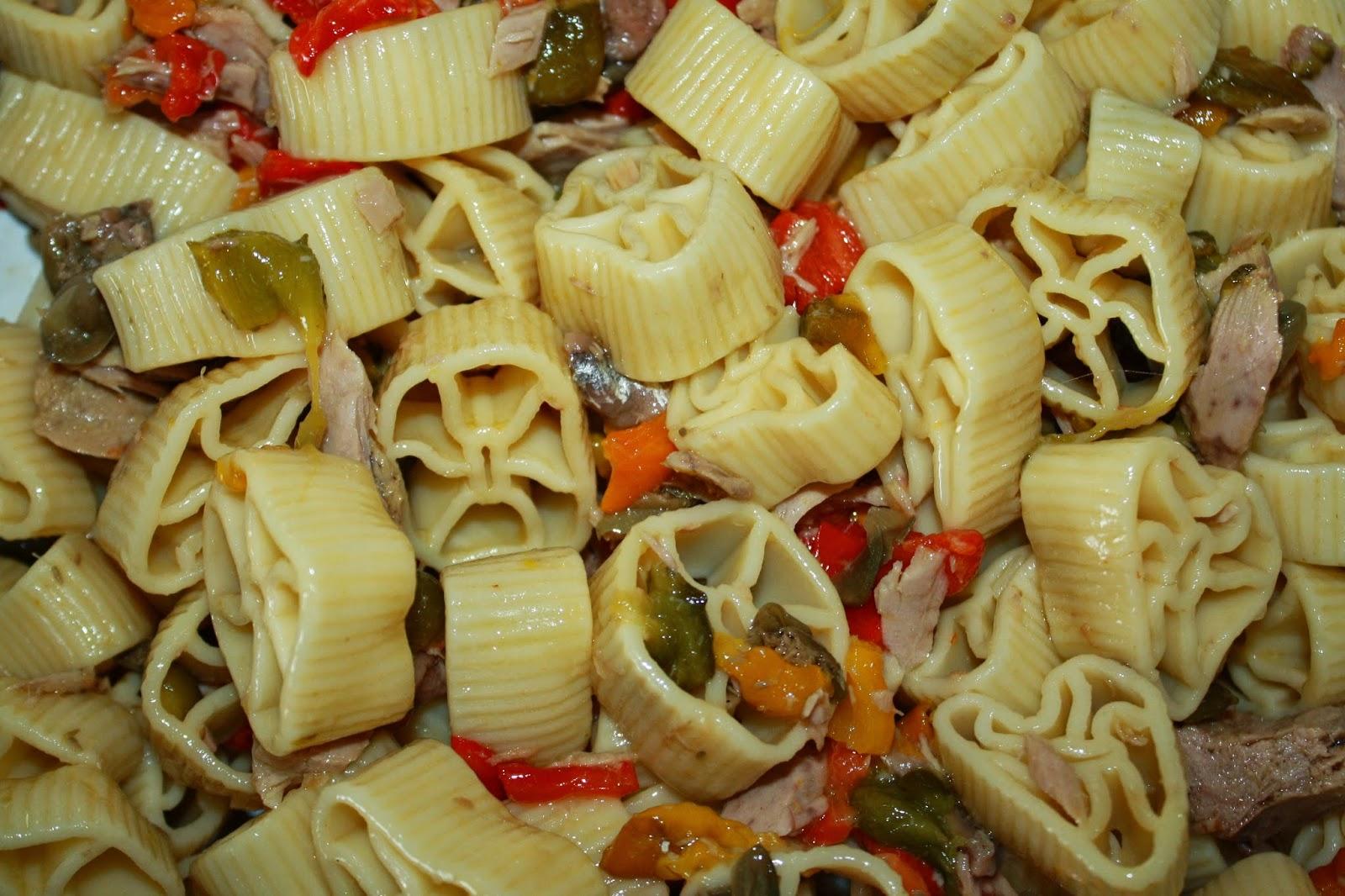 insalata pasta fredda