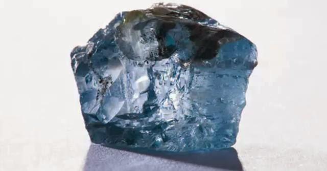 berlian biru langka