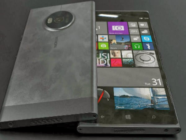 Possible Render of Lumia 630