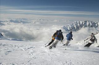 Traumhafte Skipisten erwarten sie in Südtirol