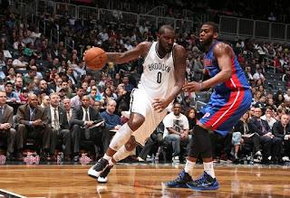 Nets, Pistons