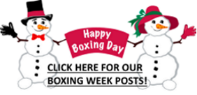 BOXING DAY CANADA 2014