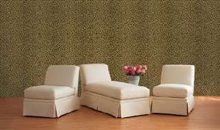 living room leopard, modern-wallpaper, for home decor