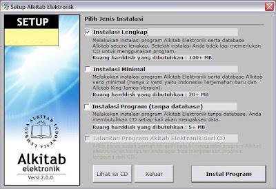 Download Alkitab Elektronik