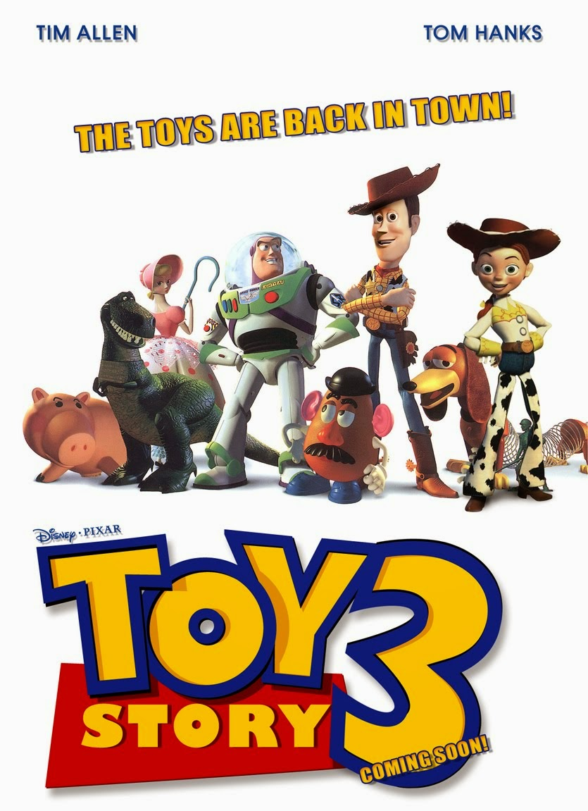 Toy Story 3 (2010) ταινιες online seires xrysoi greek subs