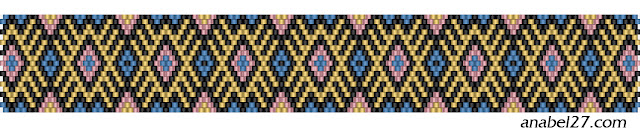      free peyote pattern beading