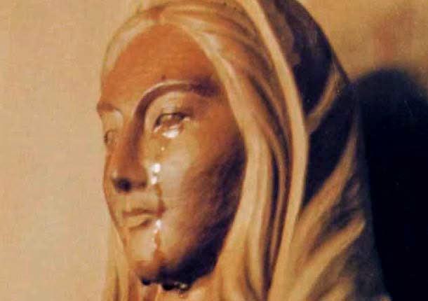 Oración Virgen de Akita