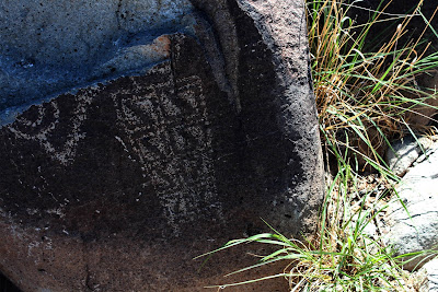 TARDIS - Three Rivers Petroglyphs