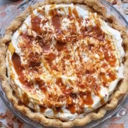 Recipe Coconut Caramel Pie