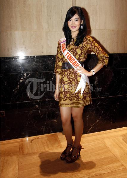 Maria Selena Putri Indonesia
