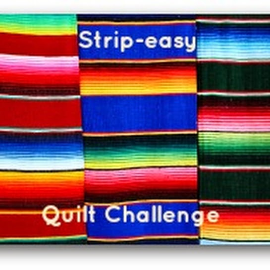 Strip Easy Quilt Chsllenge
