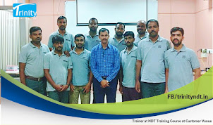 Training on NDT by Trinity NDT