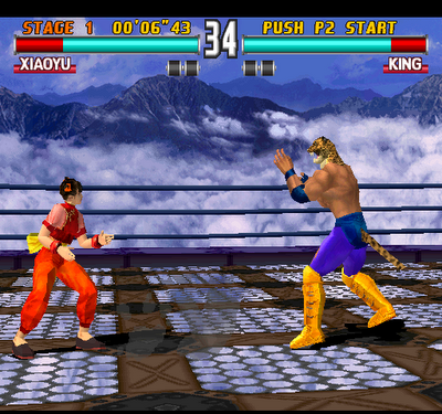 Tekken 3 PC Full Version Game