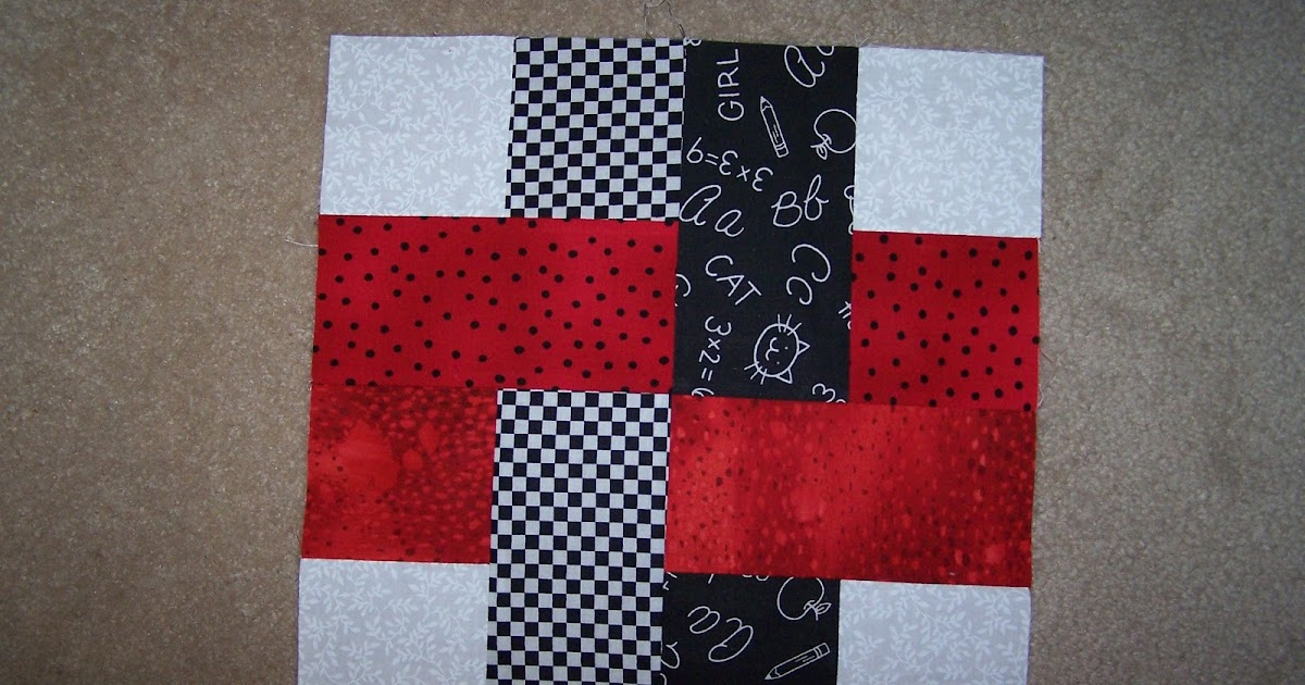 Scraps R Us Woven Ribbon Quilt Blocks For Charity Quilt