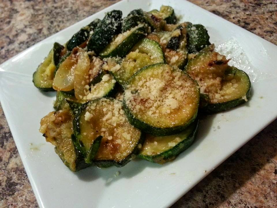 pan fried zucchini parmesan, pan fried zucchini parmesan recipe, zucchini parmesan recipe