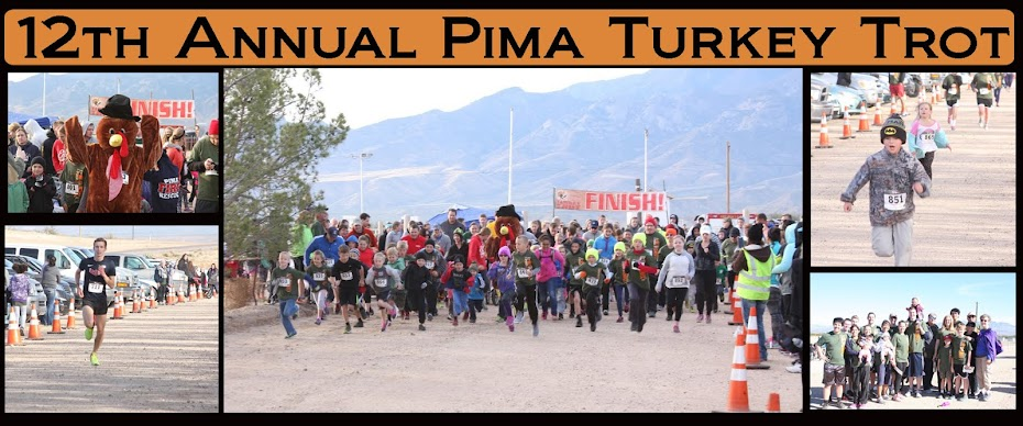 12th Annual Pima Turkey Trot