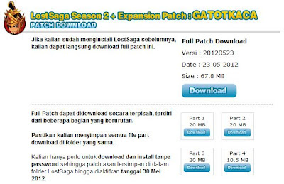 patch gatot kaca terbaru download