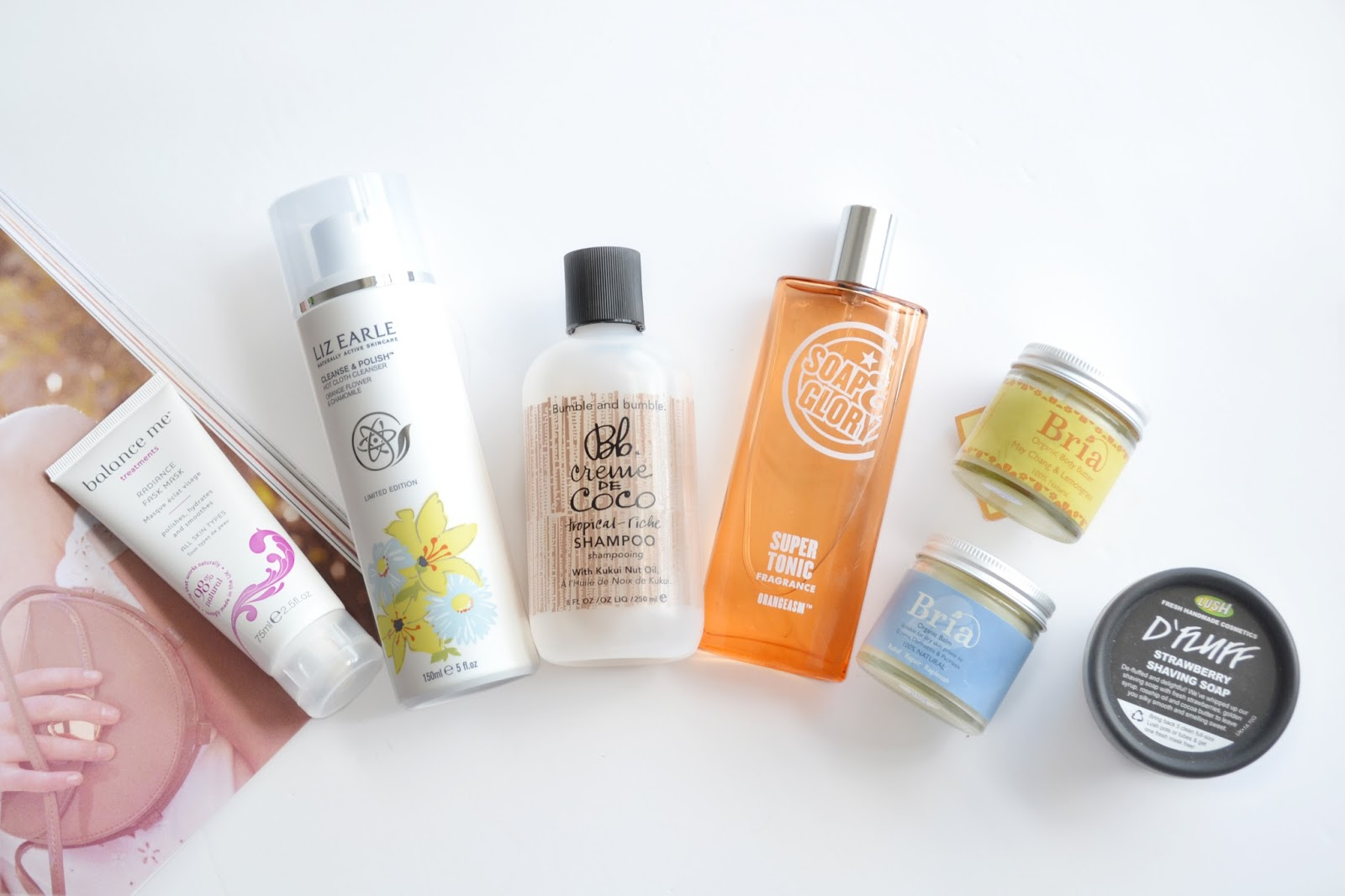 beauty blogger monthly favourites