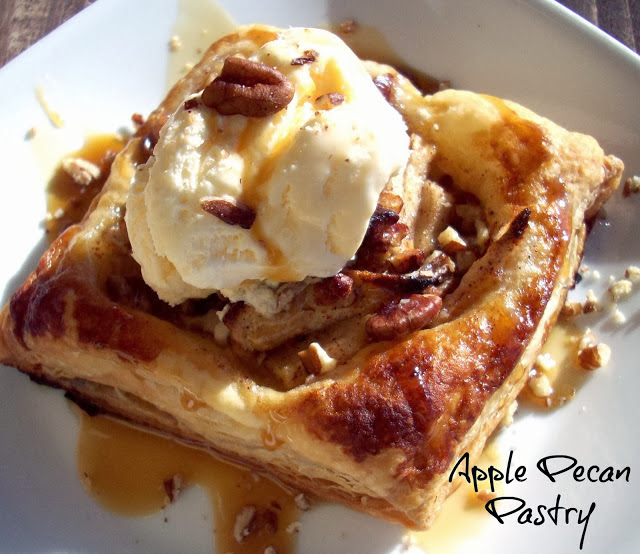 Apple Pecan caramel Pastry %23shop Top 10 Recipes and Tutorials of 2013
