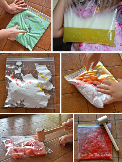 Homemade Squishy Collection It Z Just Cute : montessori