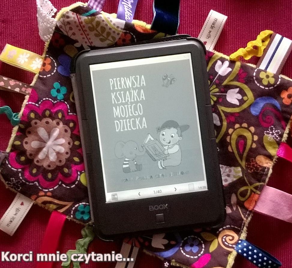 """""""Pierwsza Książka Mojego Dziecka"""" i kampania """"Czytaj dziecku 20 minut dziennie. Codziennie!"""""""