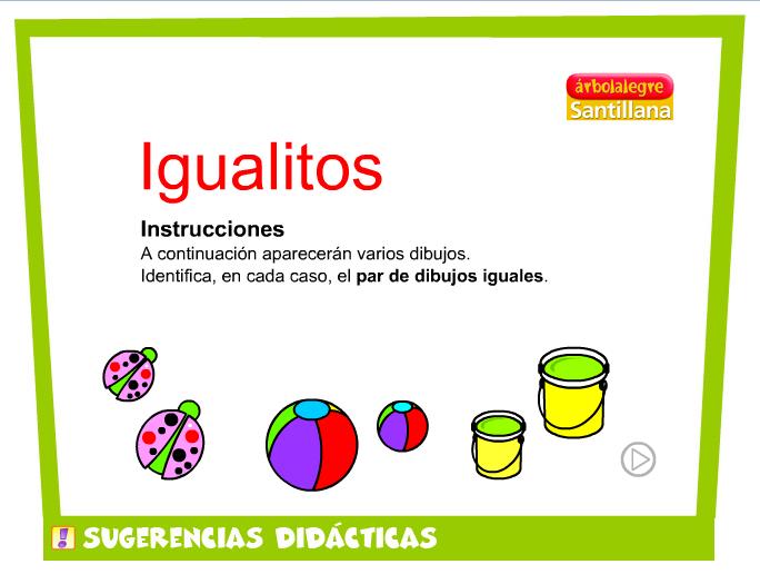 http://www.mijardin.cl/ticmijardin/matematica/interactivos/buscaLosIgualitos.html