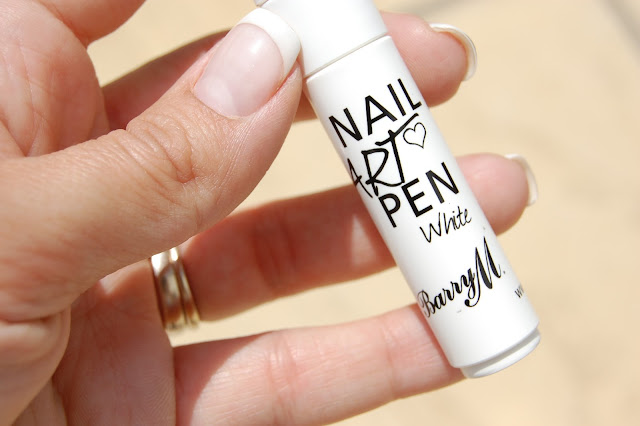 Barry M Nail Art Pen - White