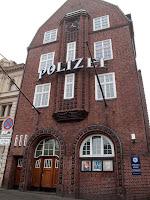 Police station Davidswache Hamburg