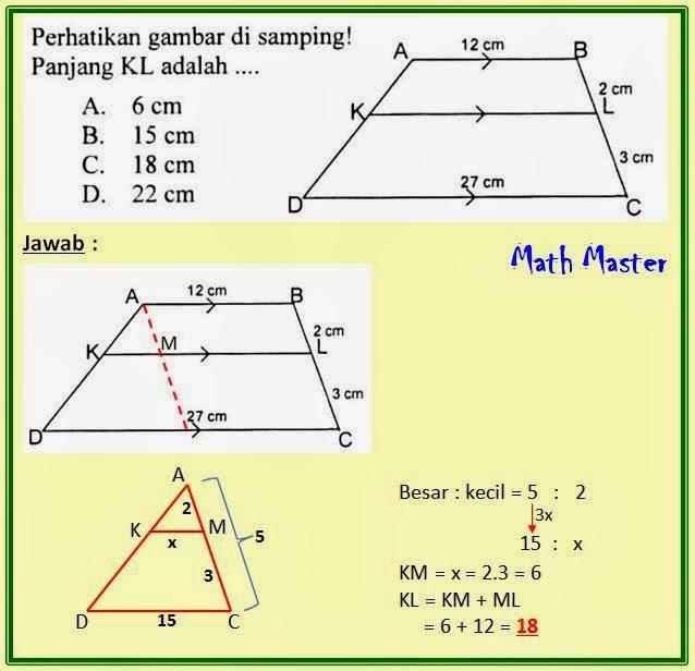 soal matematika