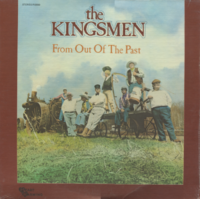 The Kingsmen Quartet-From Out Of The Past-