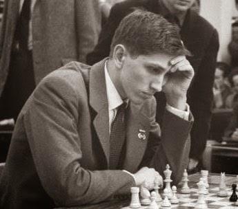 Robert James Fischer atau biasa dipanggil Bobby Fischer
