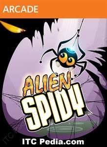 Alien Spidy - FLT