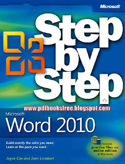 Microsoft Word 2010 step by step eBook
