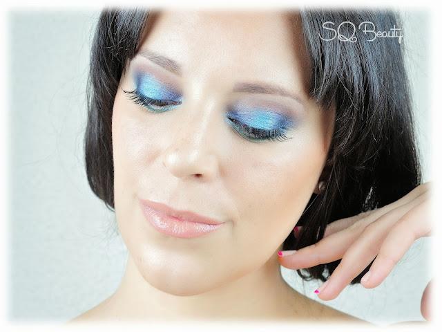Maquillaje Beyoncé vídeo Mine, Beyoncé Mine video makeup look